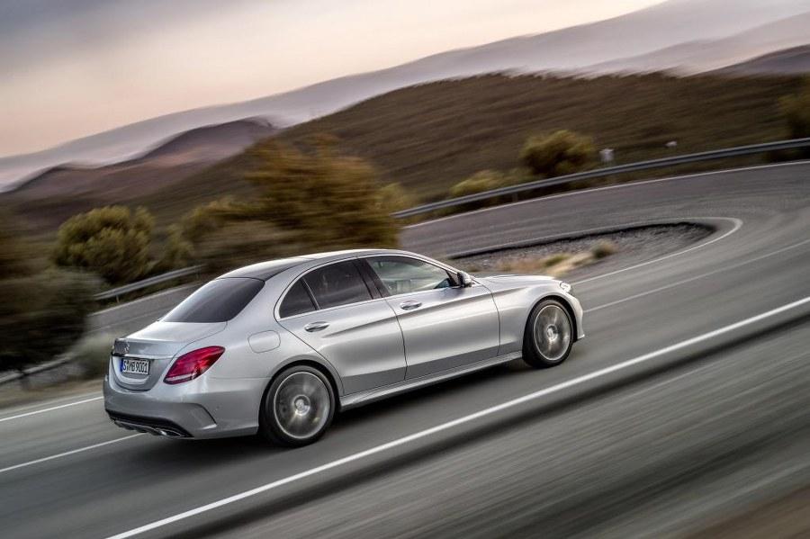 Mercedes-Benz triedy C