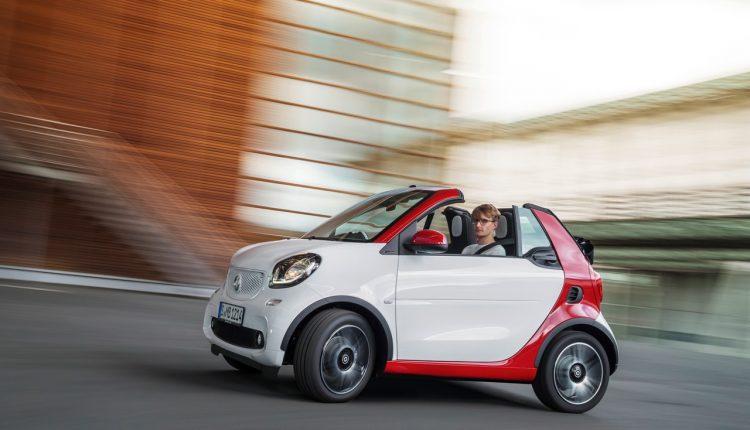 Smart Fortwo kabriolet