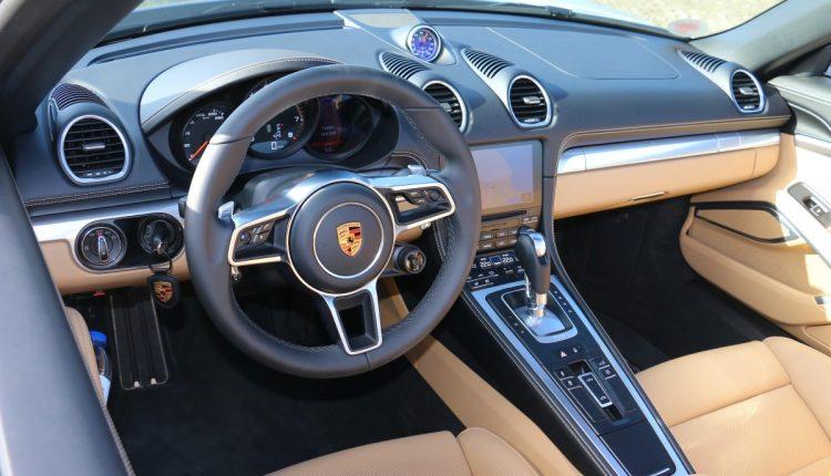 Porsche 718 Boxster 020