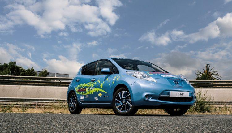 Nissan Leaf s dvojnásobnou kapacitou batérie