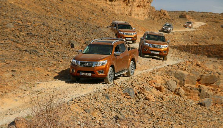Nissan Navara Maroko054