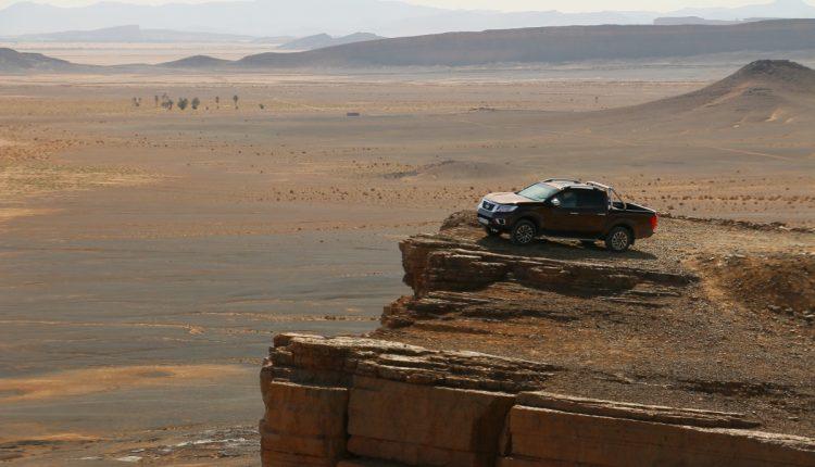 Nissan Navara Maroko055