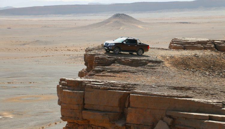 Nissan Navara Maroko060