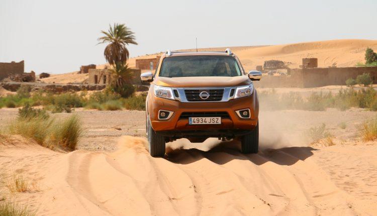 Nissan Navara Maroko064