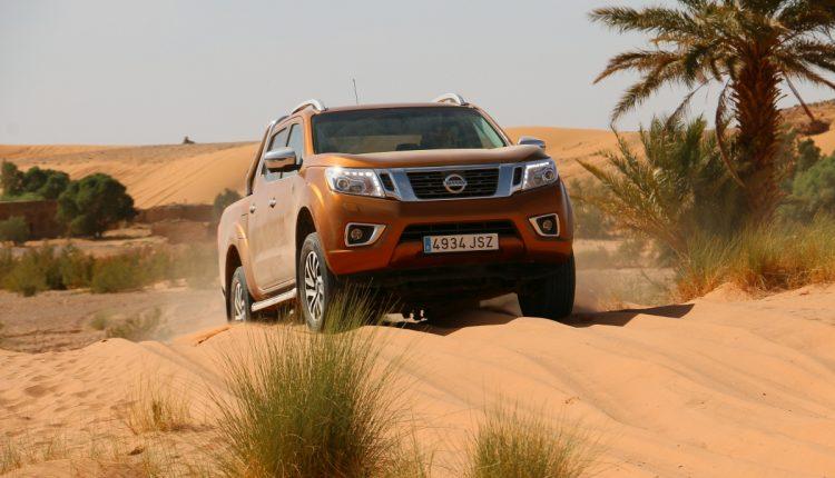 Nissan Navara Maroko065