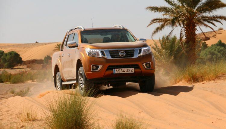 Nissan Navara Maroko066
