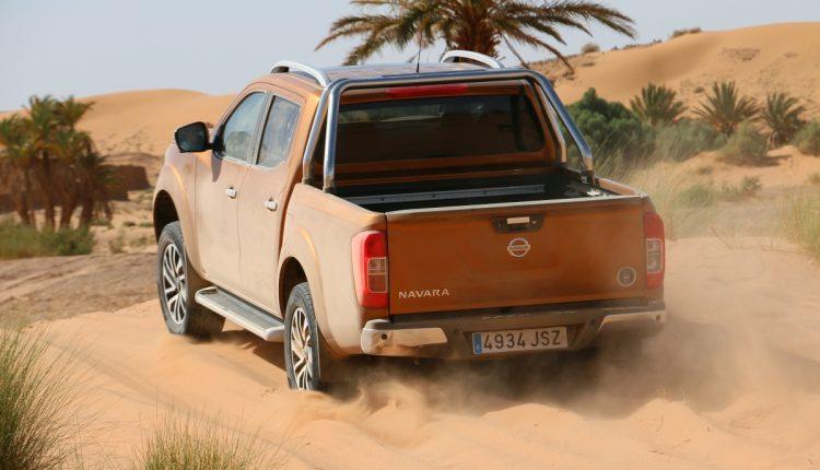 Nissan Navara Maroko067