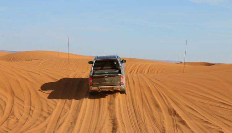 Nissan Navara Maroko087