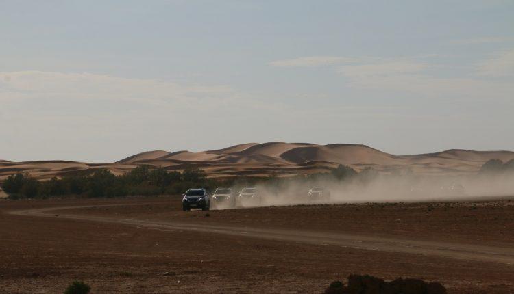 Nissan Navara Maroko088