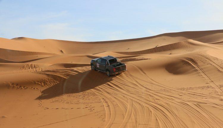 Nissan Navara Maroko091