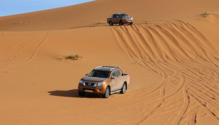 Nissan Navara Maroko093