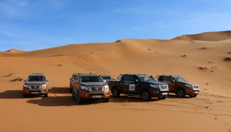 Nissan Navara Maroko094