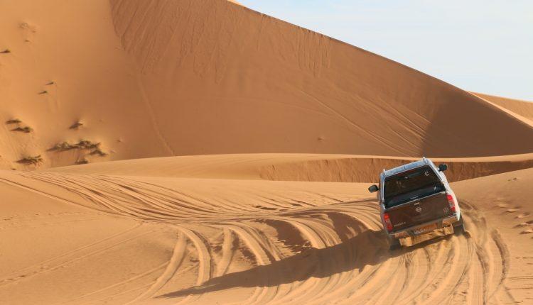 Nissan Navara Maroko098