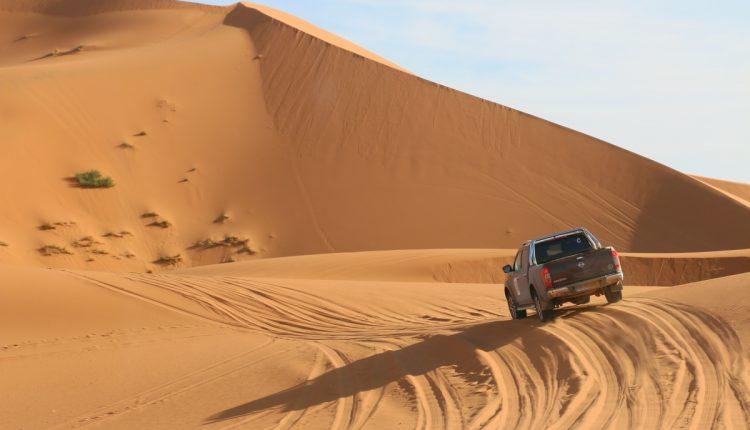 Nissan Navara Maroko099