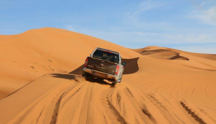 Nissan Navara Maroko100