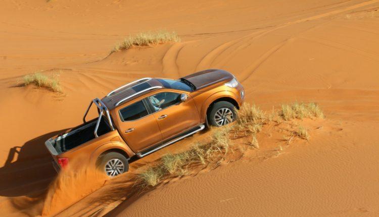 Nissan Navara Maroko104
