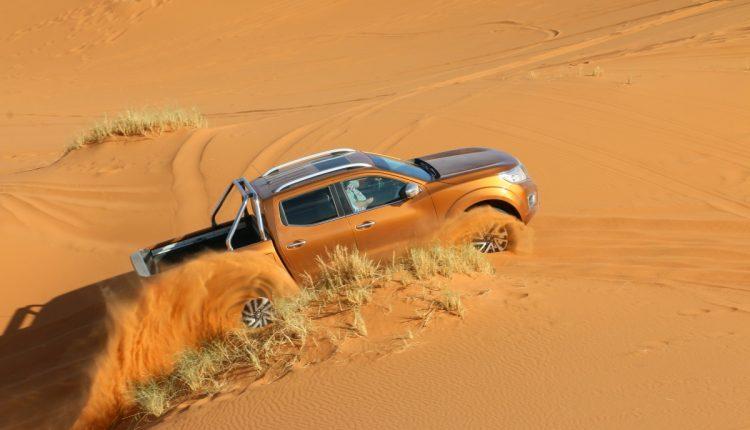 Nissan Navara Maroko105