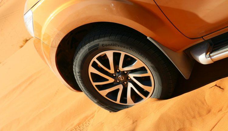 Nissan Navara Maroko106