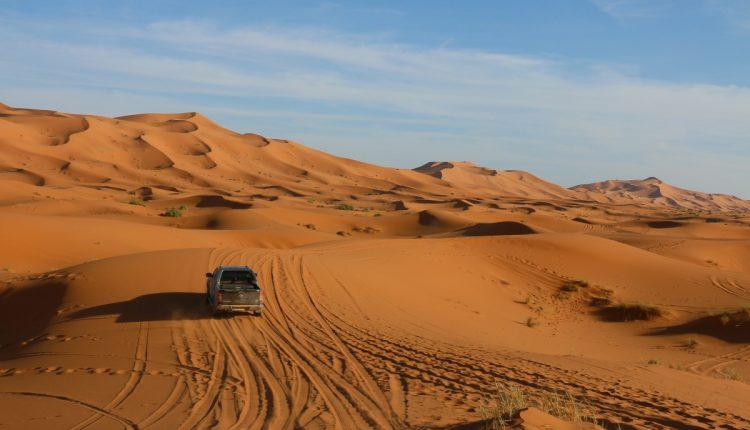Nissan Navara Maroko108