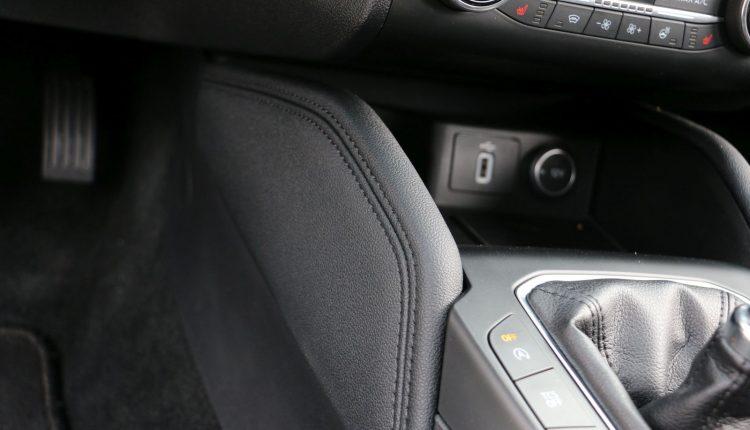 Test Ford Focus