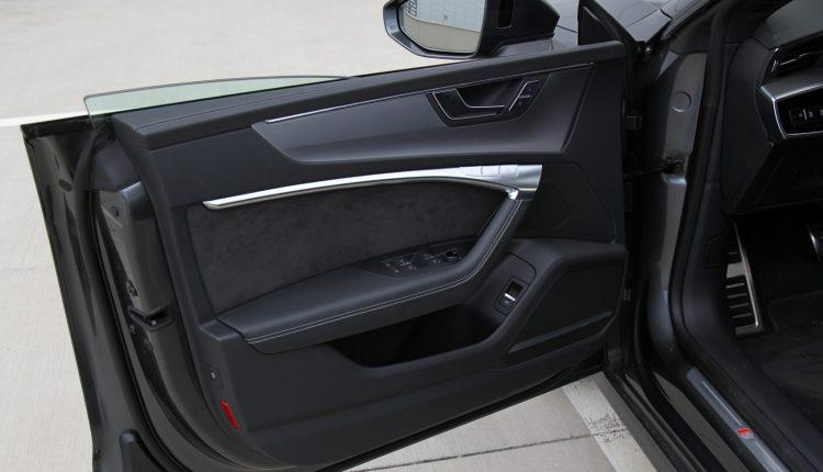 Test AUDI A7 Sportback