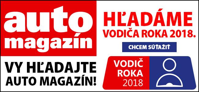 VOdic roka – hlavna stranka banner