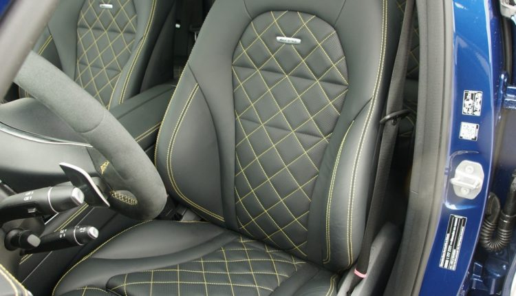 Test Mercedes-AMG GLC