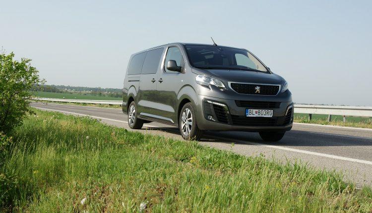 Test Peugeot Traveller