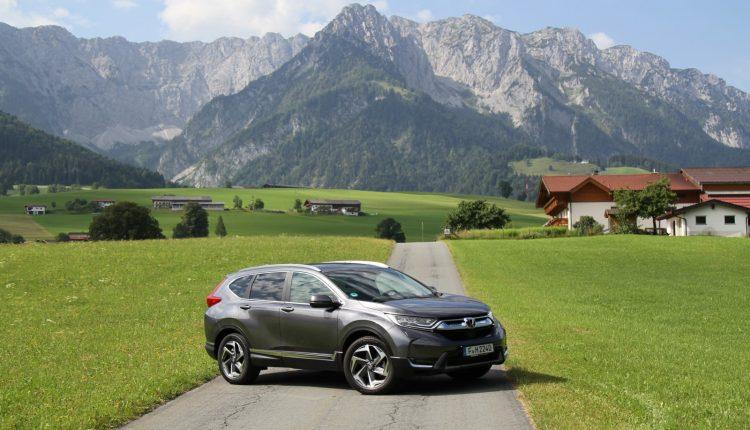 nová Honda CR-V