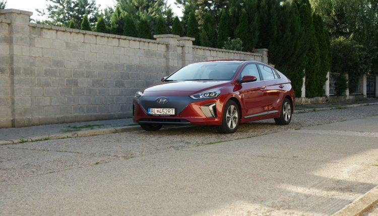 Test Hyundai Ioniq Electric