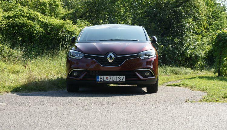 Test Renault Scenic
