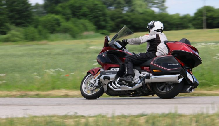 Test: Honda Gold Wing