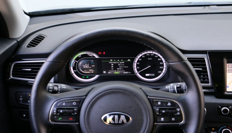 Multitest Kia Niro