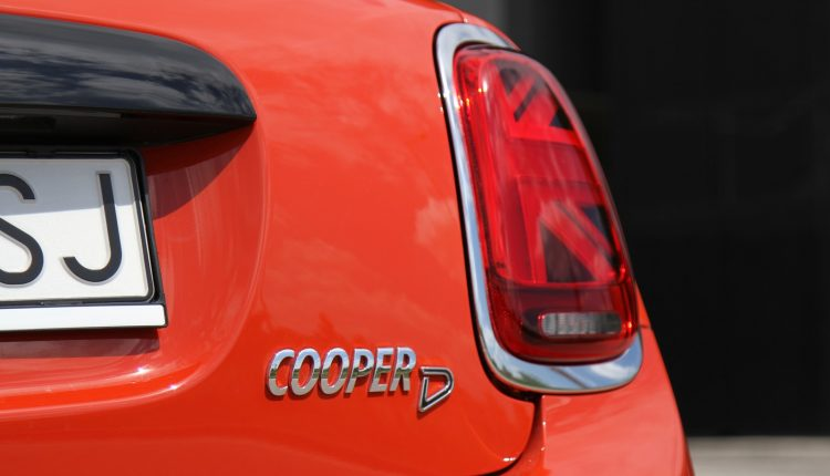 Test MINI Cooper D