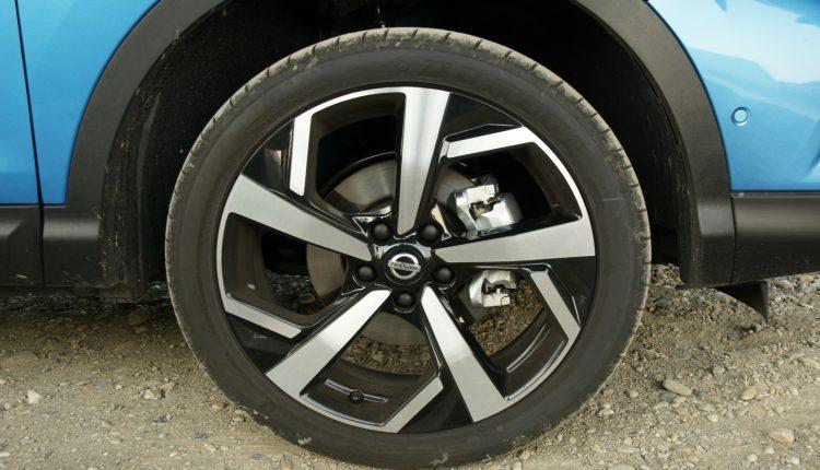 Test Nissan Qashqai 1,6 DIG-T