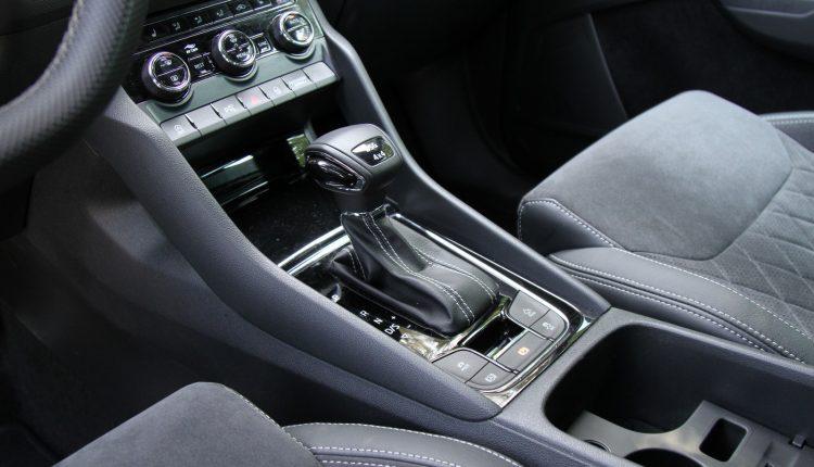 Škoda Kodiaq 2.0 TSI Sport Line