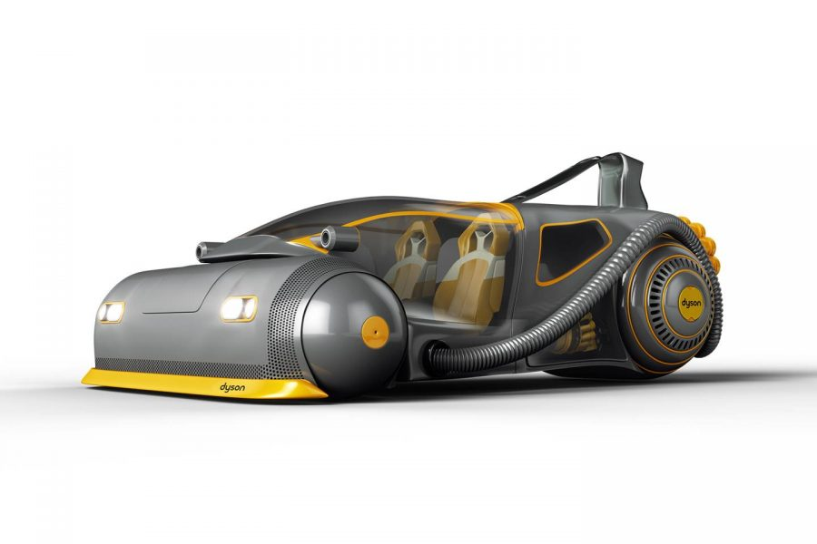 Dyson From A Vacuum Cleaner To An Electric Car Automagazin Sk