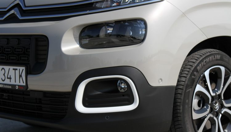 Test CITROEN Berlingo