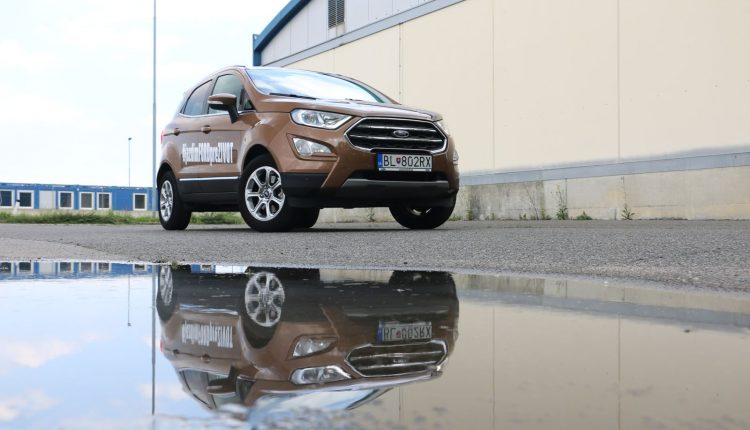 Test Ford EcoSport