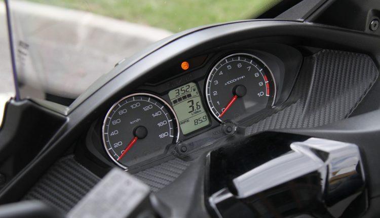 Test Suzuki Burgman
