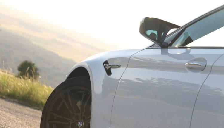 Test BMW M5