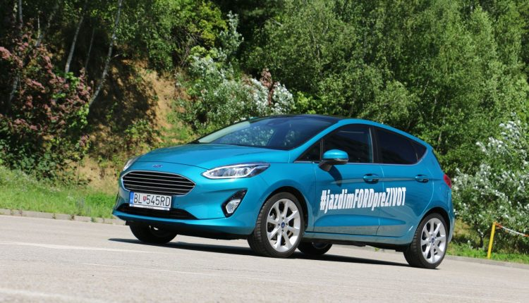 Test Test: Ford Fiesta 1.0 EcoBoost AT