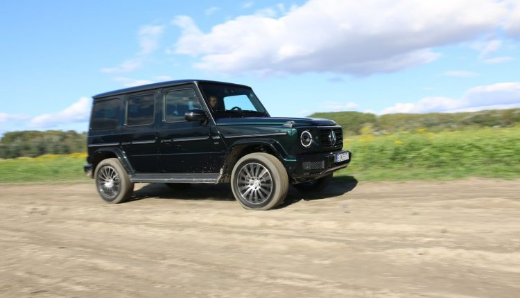 Test Mercedes-Benz G500
