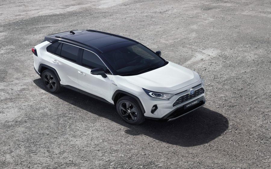 3a11c62269 Nová Toyota RAV4 stavia na hybrid