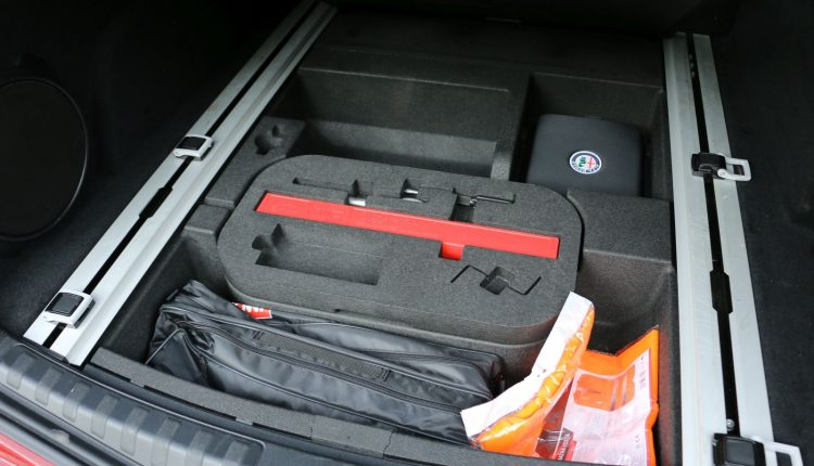 Test Alfa Romeo Stelvio QV