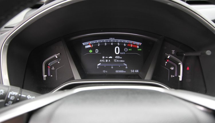 Test HONDA CR-V 1,5 VTEC Turbo