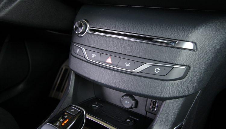Test Peugeot 308 SW GT
