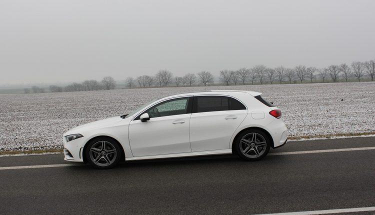 Test: Mercedes-Benz A180d