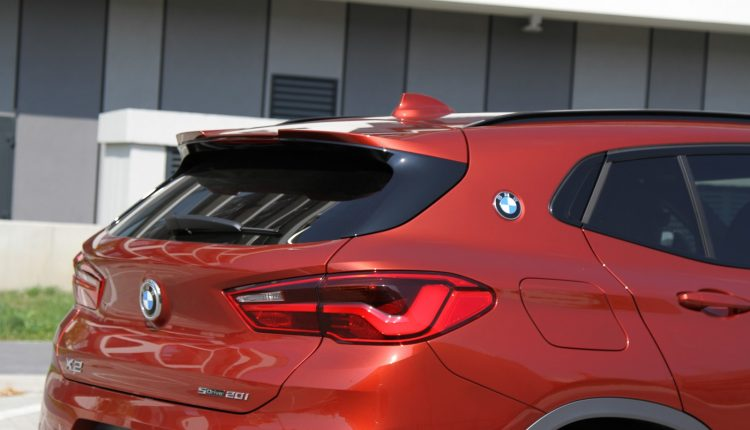 Test BMW X2 2.0i sDrive