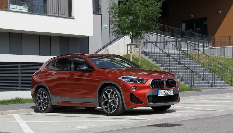 Test BMW X2 2.0i sDrive